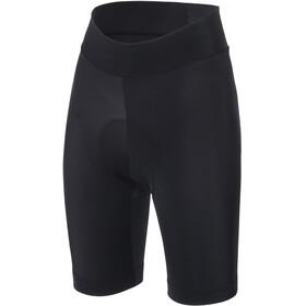 Santini Gaia pantaloncini da ciclismo Donna nero